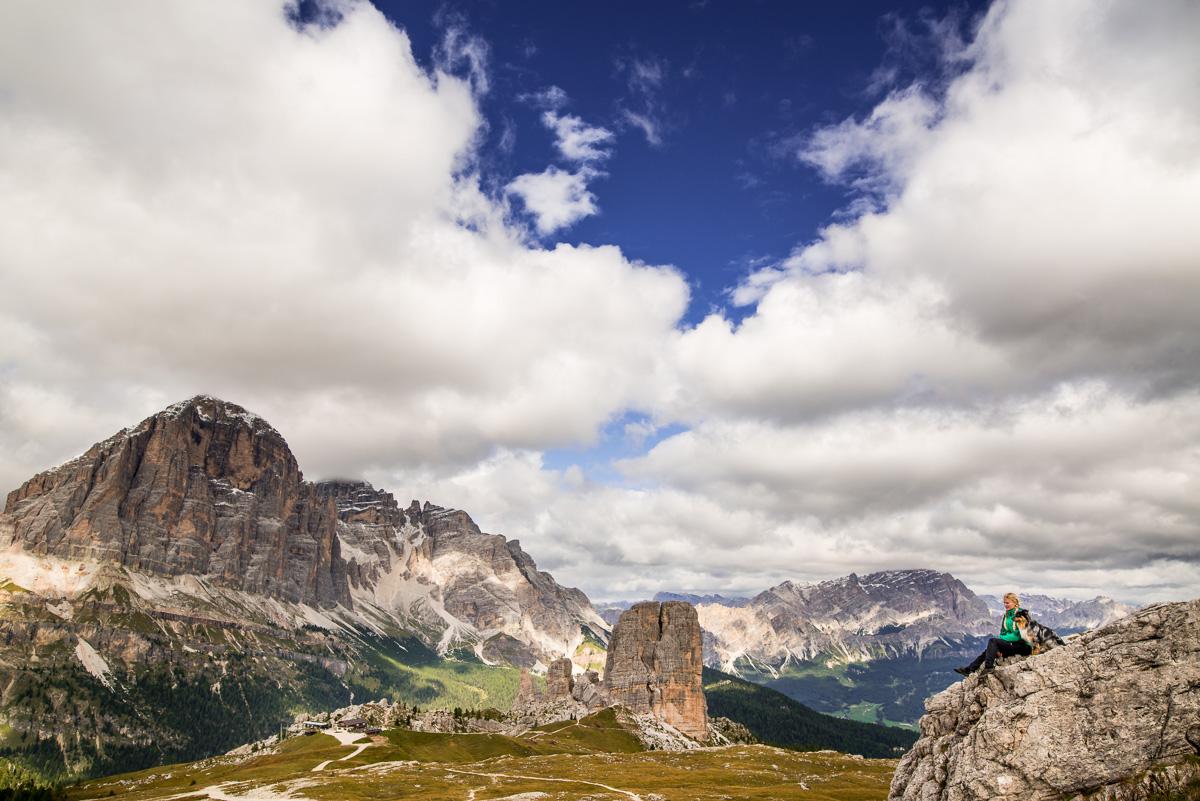 Cinque Torri - Dolomity