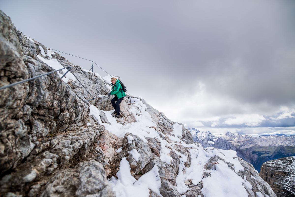 Piz Boè - Dolomity