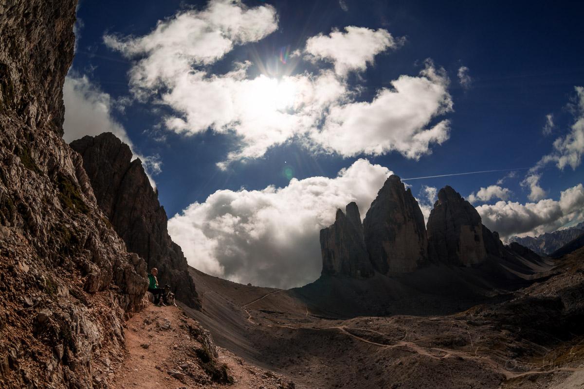 Tre Cime di Lavaredo - Dolomity